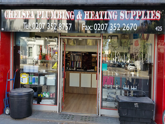 Heating Repairs Clapham